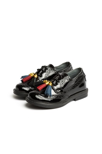 Tassel Me in Inverno Mix - Shoelace Charms